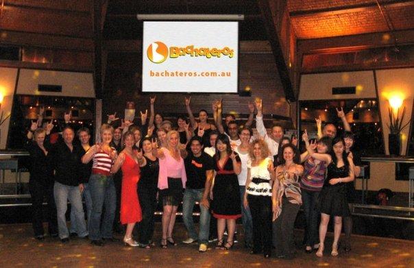 bachateros adelaide workshop