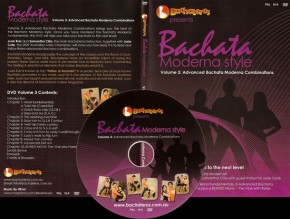 Bachata Moderna DVD 3