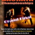 Juan Ruiz to judge at the Australian Bachata Championships 2010