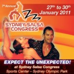 Bachateros at Sydney Salsa Congress