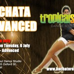 BACHATA ADVANCED CLASSES – Becuase you asked for it!