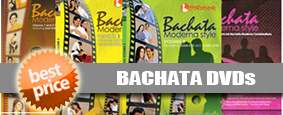 Bachata DVDs shop