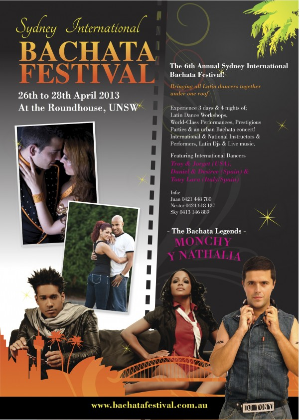 Sydney International Bachata Festival 2013