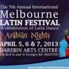 Melbourne Latin Festival 20131
