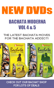 New Bachata Dvds