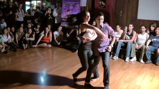 Sydney's Best Social Dancer Competitoin 2011 Memoirs…