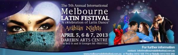 Melbourne Latin Festival 2013