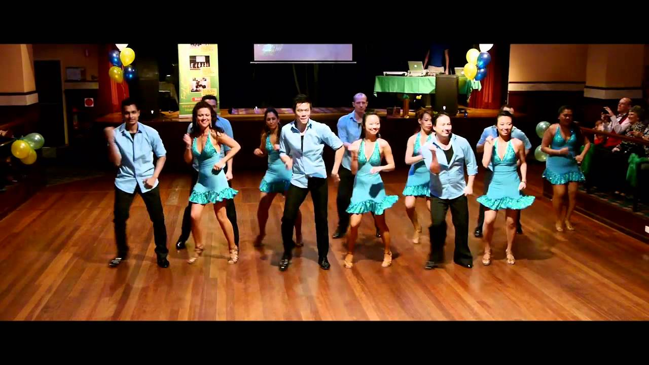 Bachateros Choreography Courses – Aug 2012